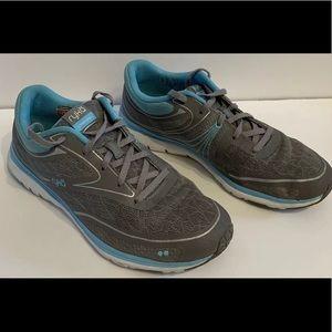 Ryka Women's Charisma Gray Athletic Shoes Sz 10